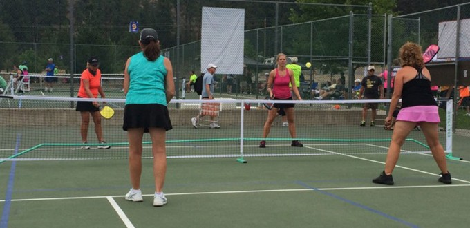 North Idaho Pickleball Association - CDA Classic - Cherry Hill Coeur d'Alene