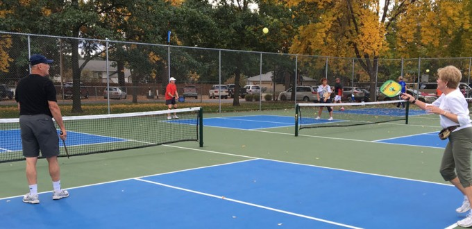 North Idaho Pickleball Association - Northshire Park Coeur d'Alene